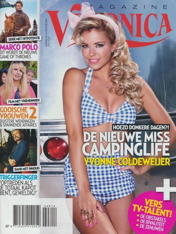Cover   Nr 48   Veronica Magazine