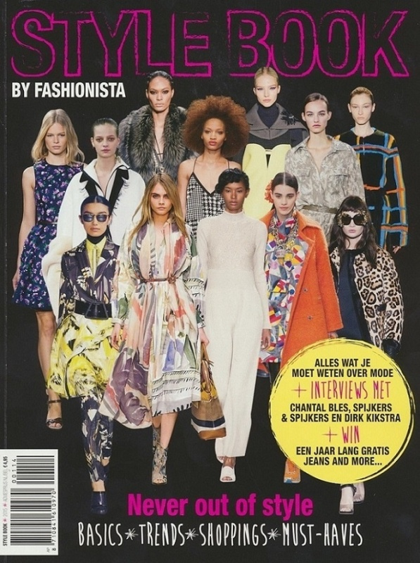 Cover   2015   Fashionista Style Book