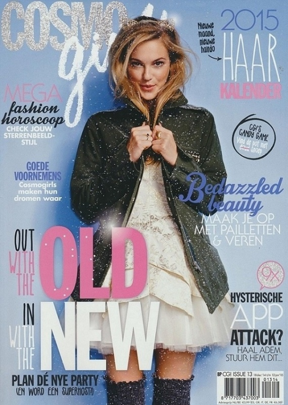 Cover   Nr 13   Cosmo girl