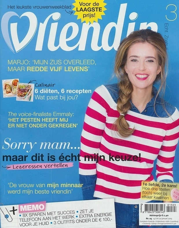 Cover   Nr 3   Vriendin
