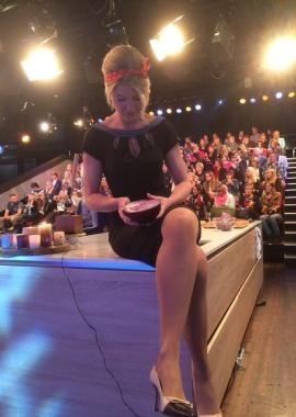 25 1 2015 Life 4 You! Sandra Ysbrandy