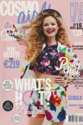 N2   Cosmo Girl   Cover