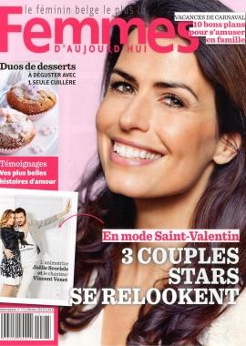 februari   Femmes  cover