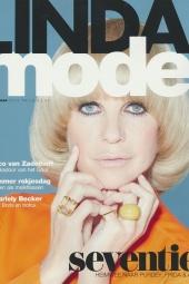 Voorjaar 2015   Linda Mode   Cover