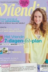 Nr  10   Vriendin   Cover