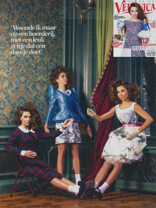 Nr  9   Veronica Magazine   Comp TopVintage