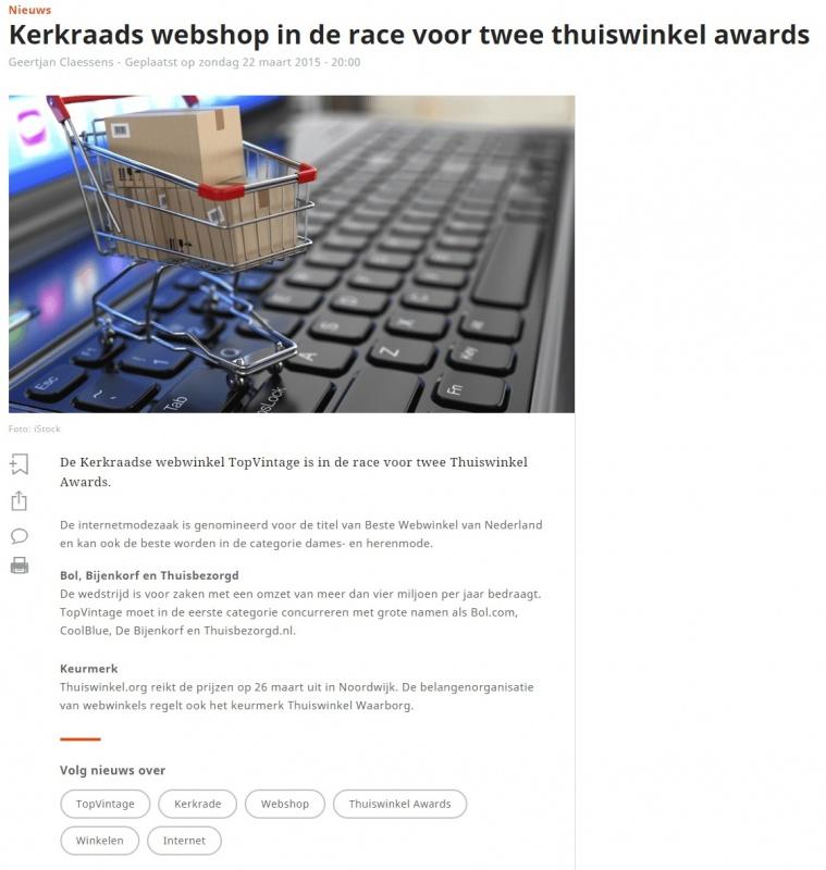 23 3 2015 1limburg thuiswinkel awards