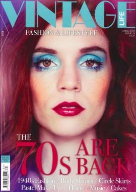 April 2015   Vintage Life   Cover