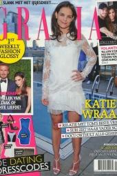 Nr  15   Grazia   Cover