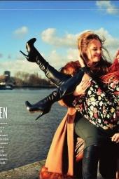 April Kaat Bollen & Gleur van Groningen