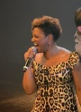 Eurovision in concert leopard Edsilia Rombley
