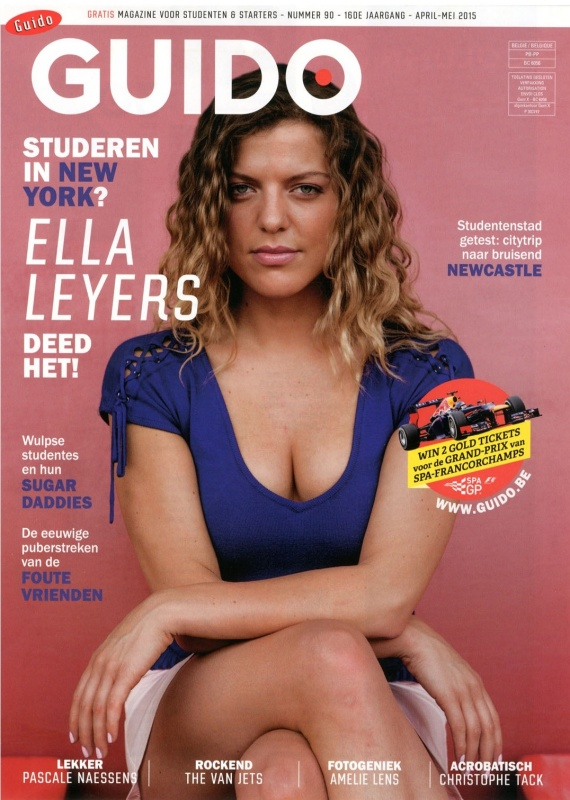 April 2015   Guido Magazine   Cover