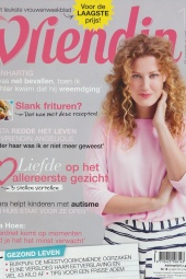 nr 18   Vriendin   Cover