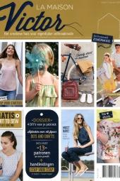 Mei 2015   La Maison Victor   Cover