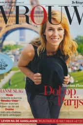 Nr 23   Vrouw   Cover