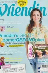 Nr 23   Vriendin   Cover