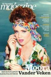 Juni 2015 Het Nieuwsblad Magazine Cover