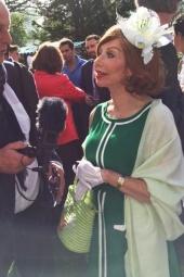 19 6 2015 Marijke Helwegen Haringparty