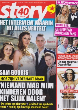 nr 25  Story   Kaat Bollen   cover