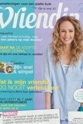 Nr 26   Vriendin   Cover