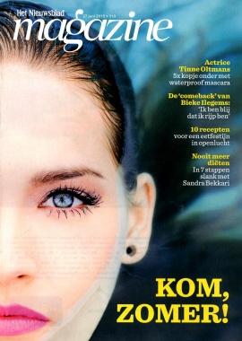 Juni 2015   Het Nieuwsblad   Cover