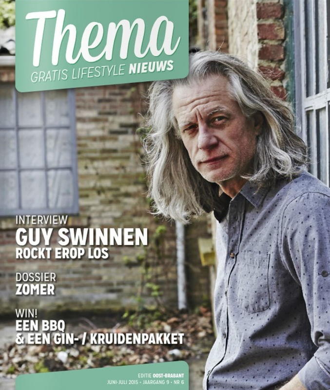 Juli 2015   Thema Nieuws  Covers