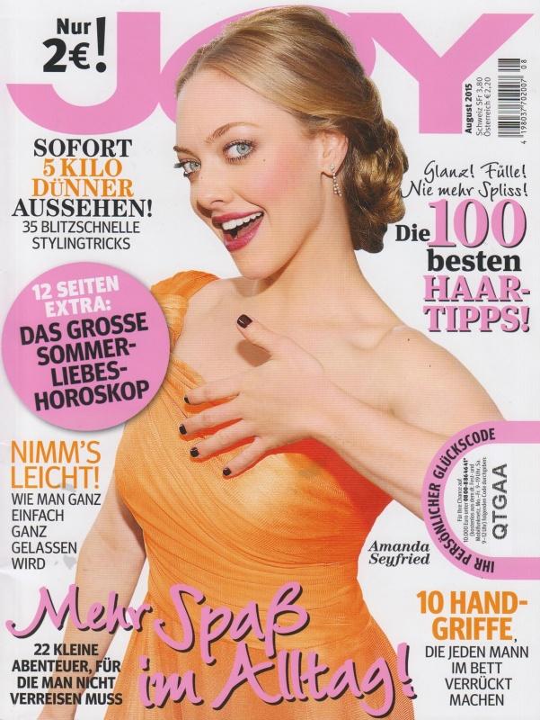 Joy Nr  8 Cover