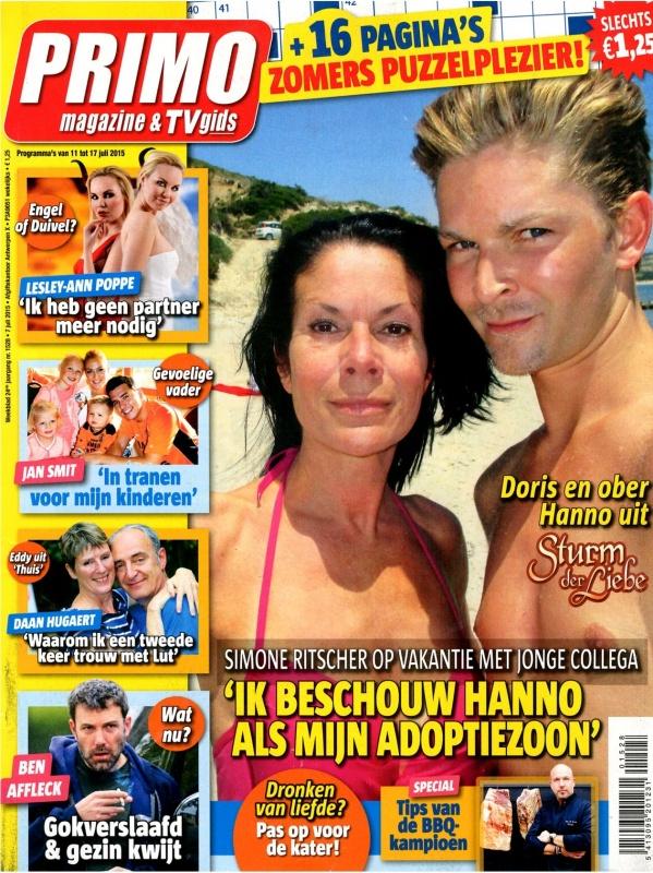 Juli 2015   Primo   Cover