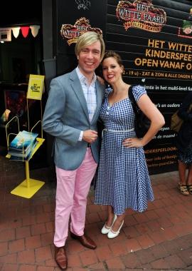 Juli 2015 Fleur Brusselmans premiere