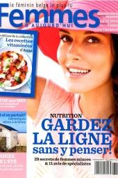 Juli 2015   femmes d'aujourd d'hui   cover