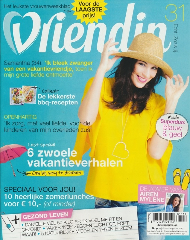 Cover   Vriendin   Nr  31