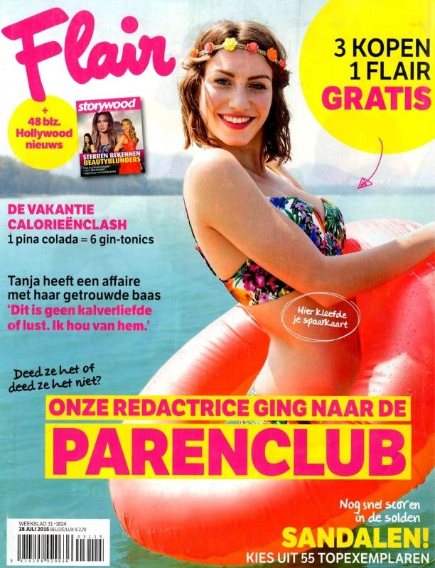TopVintage,Flair,NL 28 07 15 cover