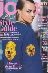 jolie Nr 9 2015 Cover