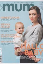 Luna mum Nr 19 2015 Cover