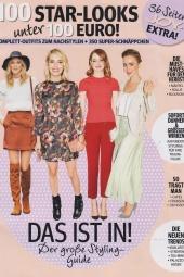 JOY Nr 9 2015 Beilage 100 Star Looks Cover