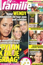 augustus 2015   TV familie   cover