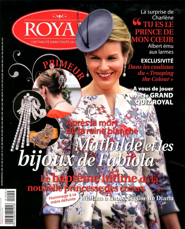 Augustus   Royals   Cover