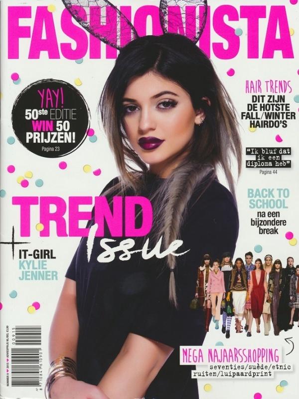 September   Fashionista   cover