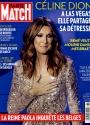 September   Paris Match   Cover
