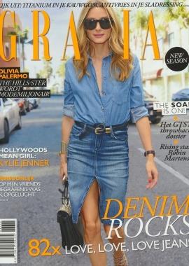 Nr 37   Grazia   Cover