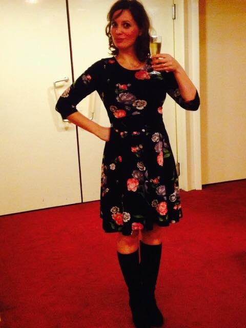 September 2015   Fleur Brusselmans   Premiere Compagnie