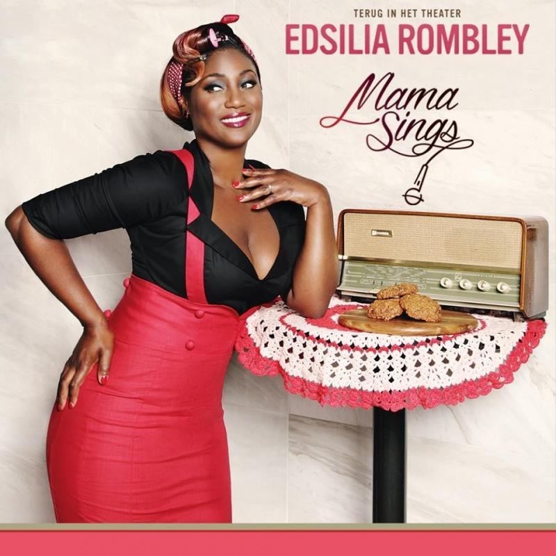 September 2015   Edsillia Rombley   Tour poster