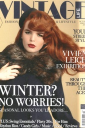 September 2015   Vintage Life   Cover