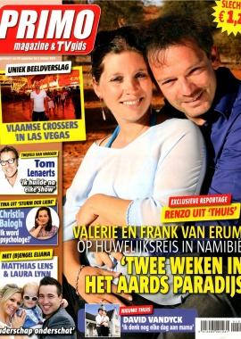 September 2015   Primo   Cover