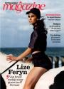 Oktober 2015 Het Nieuwsblad Magazine Cover