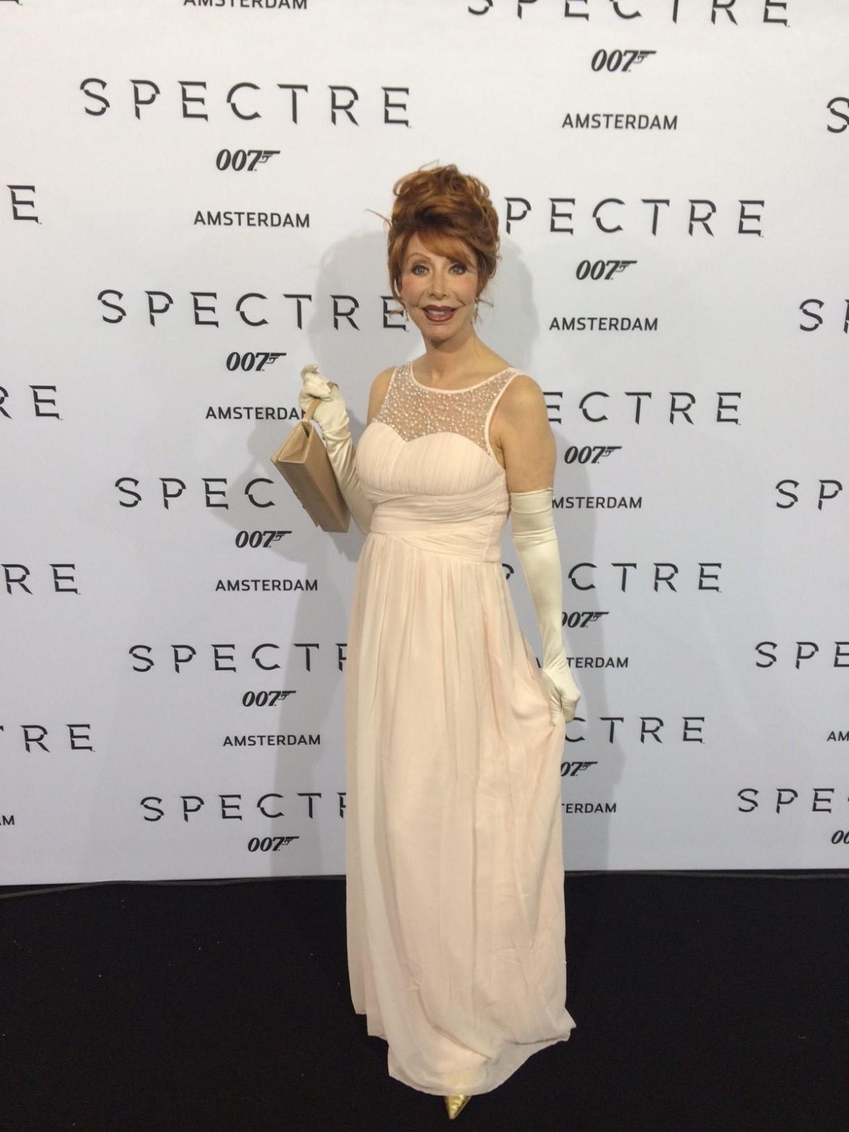 28 10 2015 Marijke Helwegen Première Spectre6