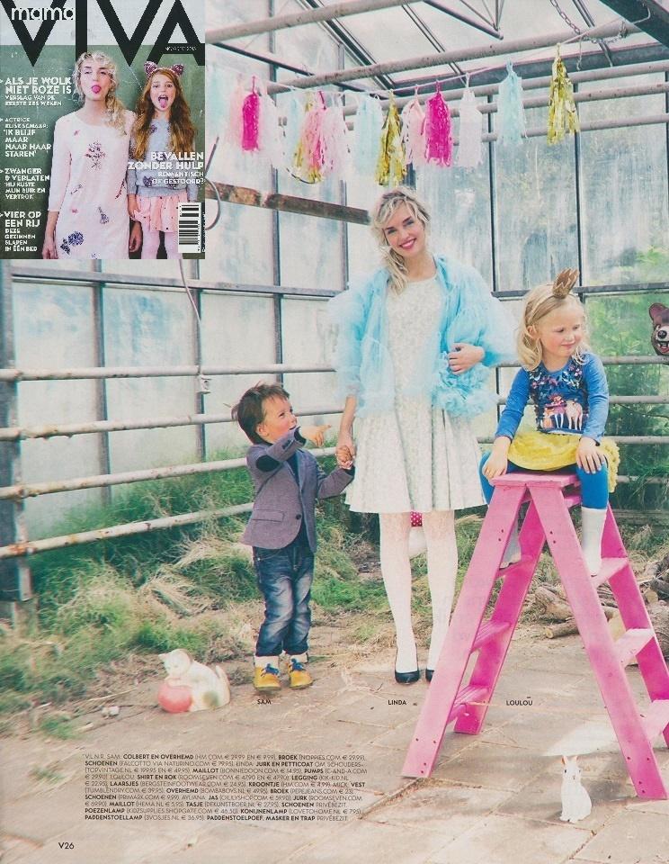 NR 6   Viva Mama   comp
