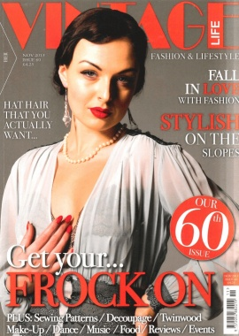 November 2015   Vintage Life   Cover