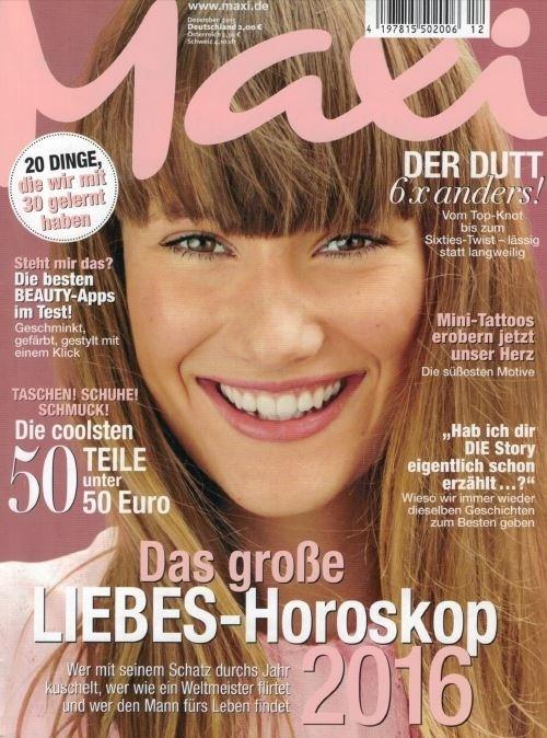 December   Maxi   cover