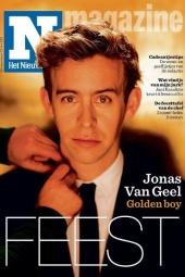 November 2015   Het Nieuwsblad   Cover